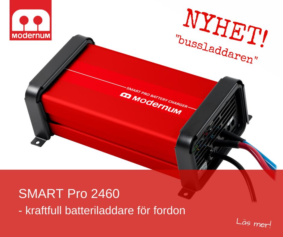 Nyhet - SMART Pro 2460